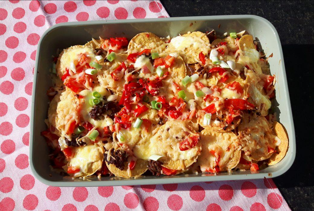 Nachos uit de oven u2013 door sil